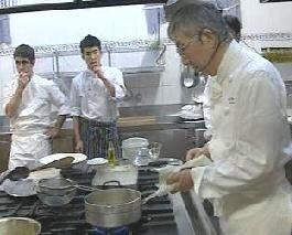 Kouji Fukaya, maestro de la cocina vasca