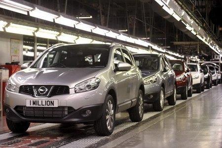 1.000.000 de Nissan Qashqai vendidos