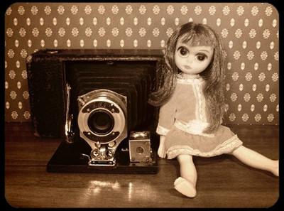Ponte a la moda, compra una vieja cámara analógica