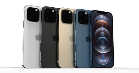iPhone 13, primeros rumores: nuevo módulo de cámara, módem 5G de Apple, 120Hz y más novedades