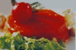 Mousse de tomate