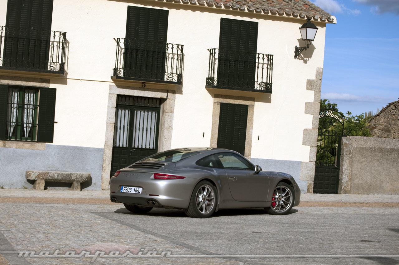 Foto de Porsche 911 Carrera S (prueba) (9/54)