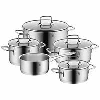 La batería de cocina WMF Merano de 5 piezas está rebajada a 79,99 euros con envío gratis en eBay