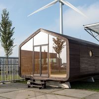 No es una broma, la futura casa sostenible puede ser de cartón