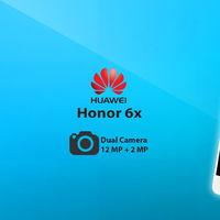 Huawei Honor 6x a precio de Black Friday: 179 euros y envío gratis