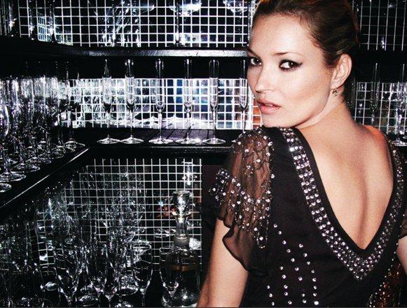 Foto de Lookbook Kate Moss para TopShop, Otoño-Invierno 2010/2011: el fin de una época (3/10)