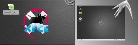 Linux Mint Xfce y Mint 10 LXDE, las nuevas versiones de los