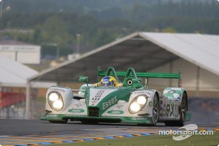 Porsche gana las 24 Horas de Le Mans en LMP2 pero se le escapa el doblete