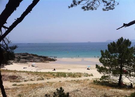 Siete playas nudistas de España