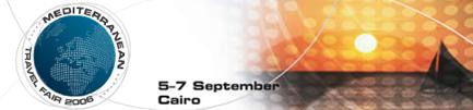 Hoy comienza la Mediterranean Travel Fair 2006