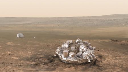 Todo indica que la sonda Schiaparelli se ha estrellado en Marte