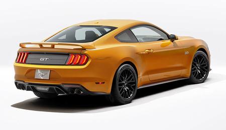 El 2018 Ford Mustang debería llegar antes de finales de año