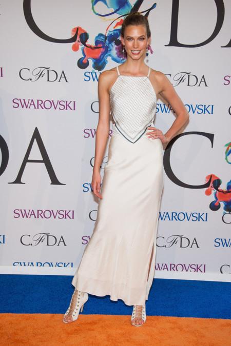 Karlie Kloss CFDA Awards 2014