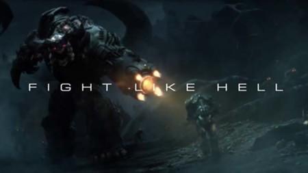El director de Tron: Legacy muestra un tráiler con actores reales de Doom