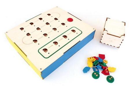 Primo, interfaz de programación para niños