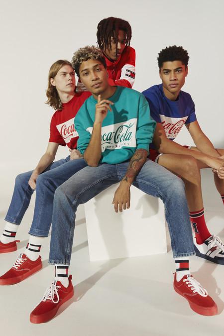 Tommy Hilfiger Y Coca Cola 14