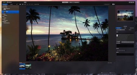 Emulsion, una alternativa a Lightroom que sigue la moda iniciada por Pixelmator y Affinity