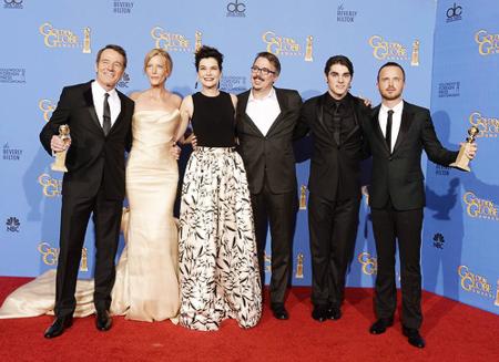 Globos de Oro 2014: Los ganadores