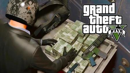 GTA Online recibirá el modo Heist después de la salida de GTA V en PS4 y Xbox One