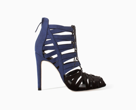 Hermès campaña Primavera-Verano 2014 sandalias tiras Zara clon