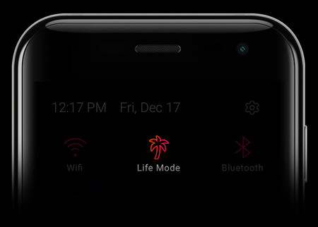 Palm Life Mode
