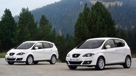 SEAT Altea y Altea XL Ecomotive