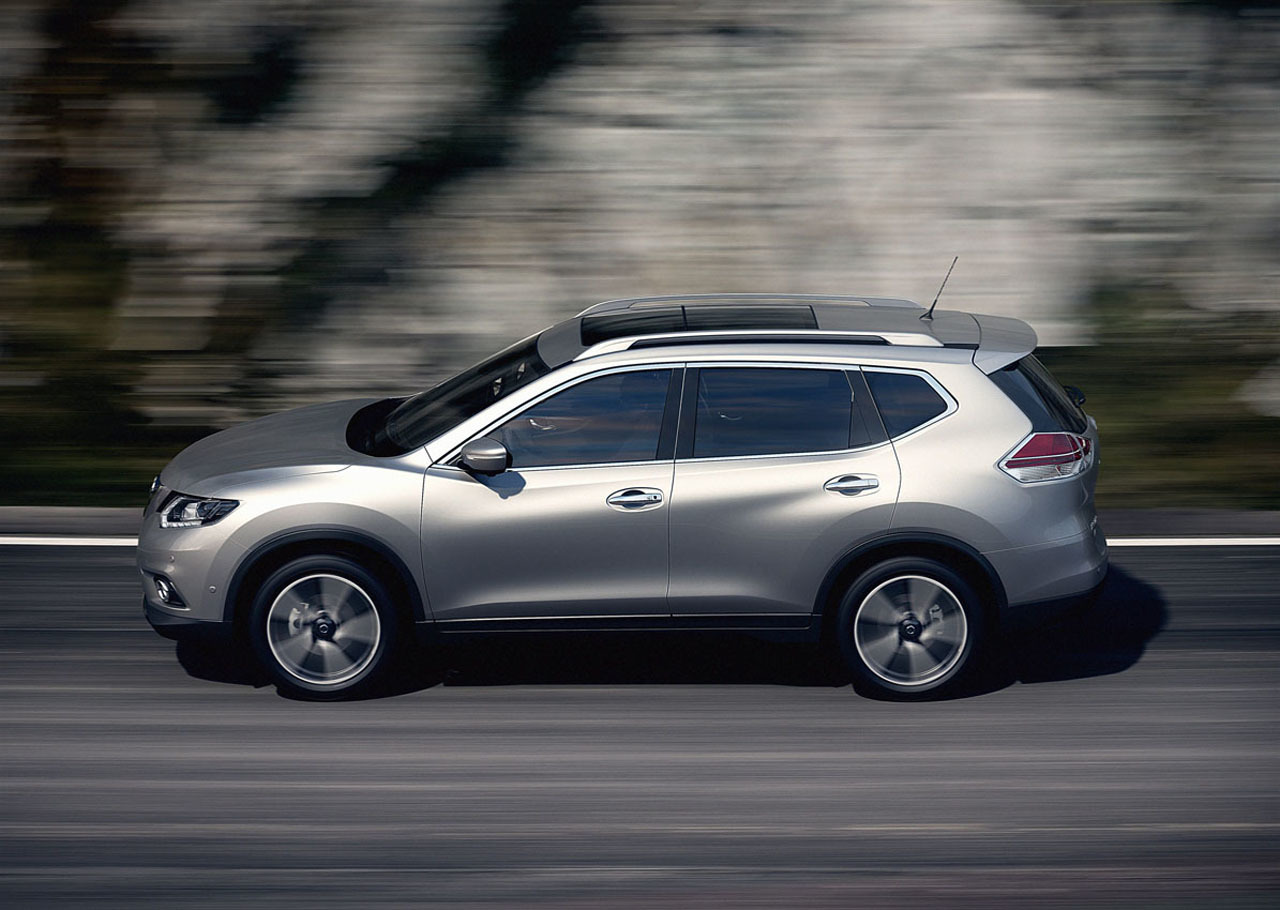 Foto de Nissan X-Trail 2014 (4/49)