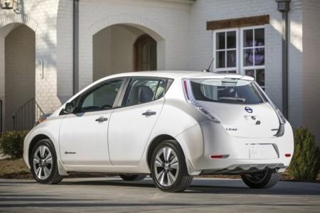 Nissan Leaf 2015 Ahorro