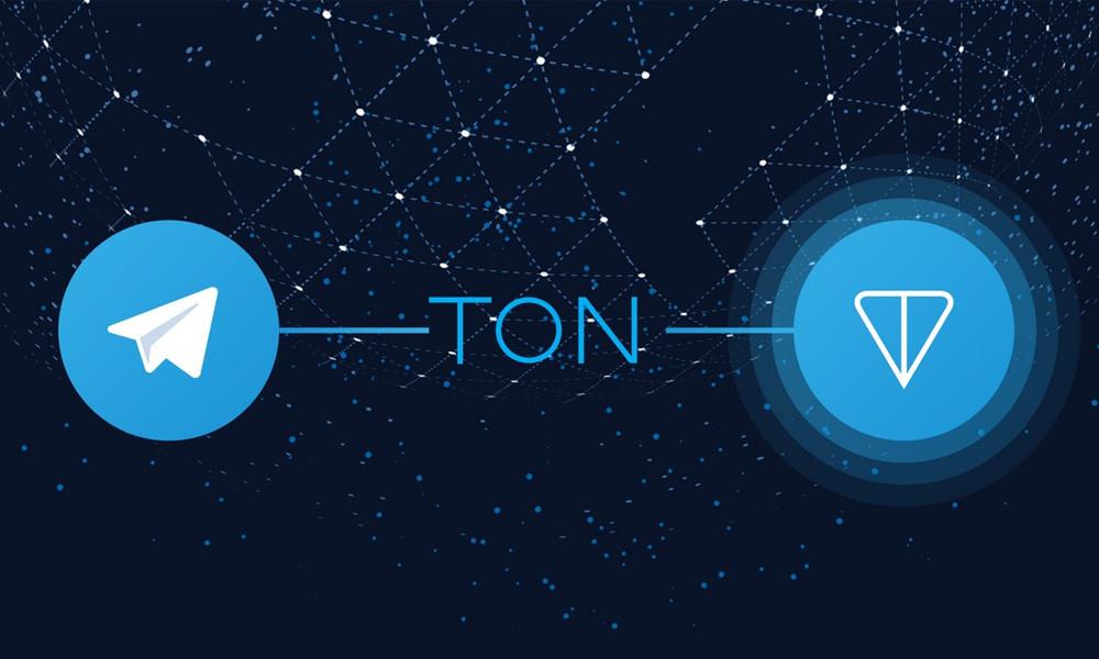 telegram open network TON image