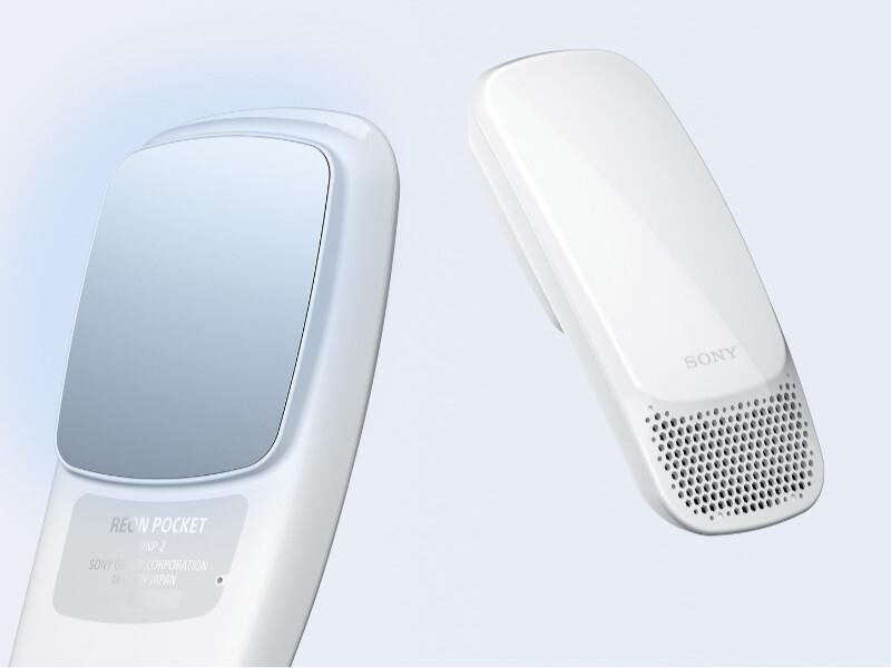 Sony renueva su aire acondicionado portátil: ahora absorbe más calor, pesa menos y resiste (un poquito) al sudor