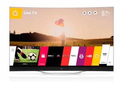 LG quiere que en tres años producir televisores OLED sea igual de rentable o más que LCD
