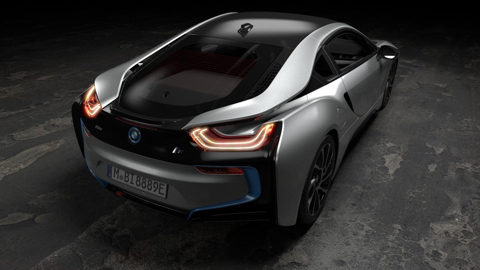 Foto de BMW i8 Roadster 2019 (10/39)