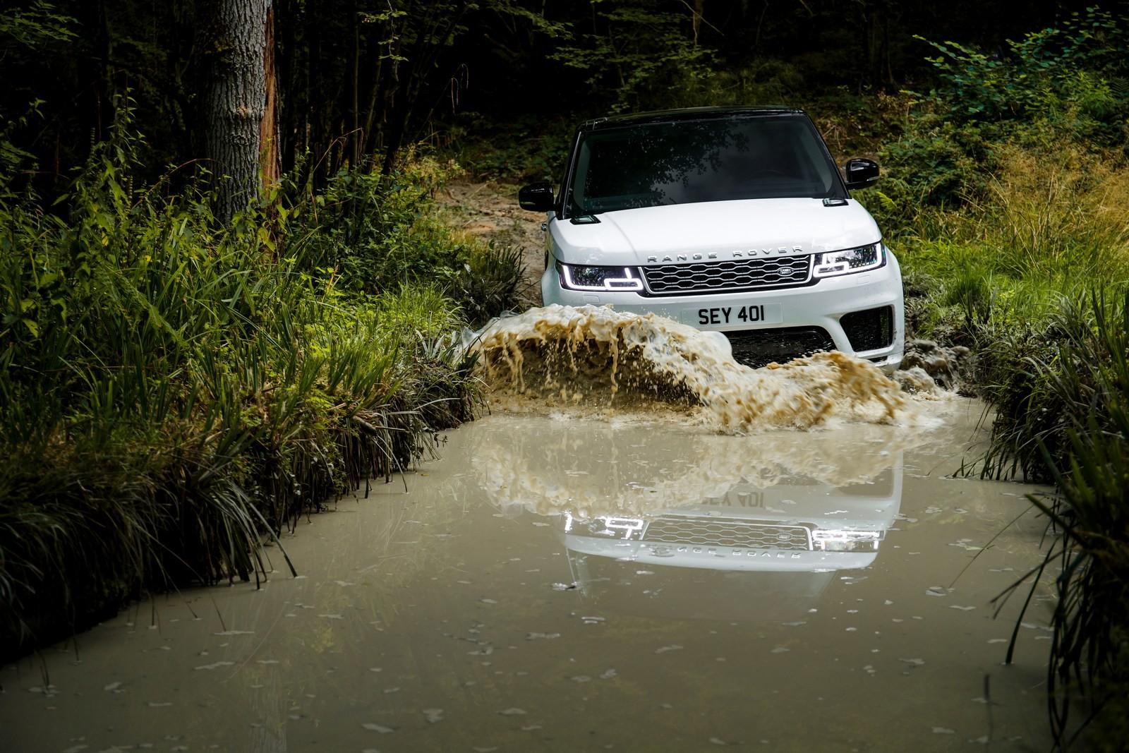 Foto de Land Rover Range Rover Sport 2018 (5/40)