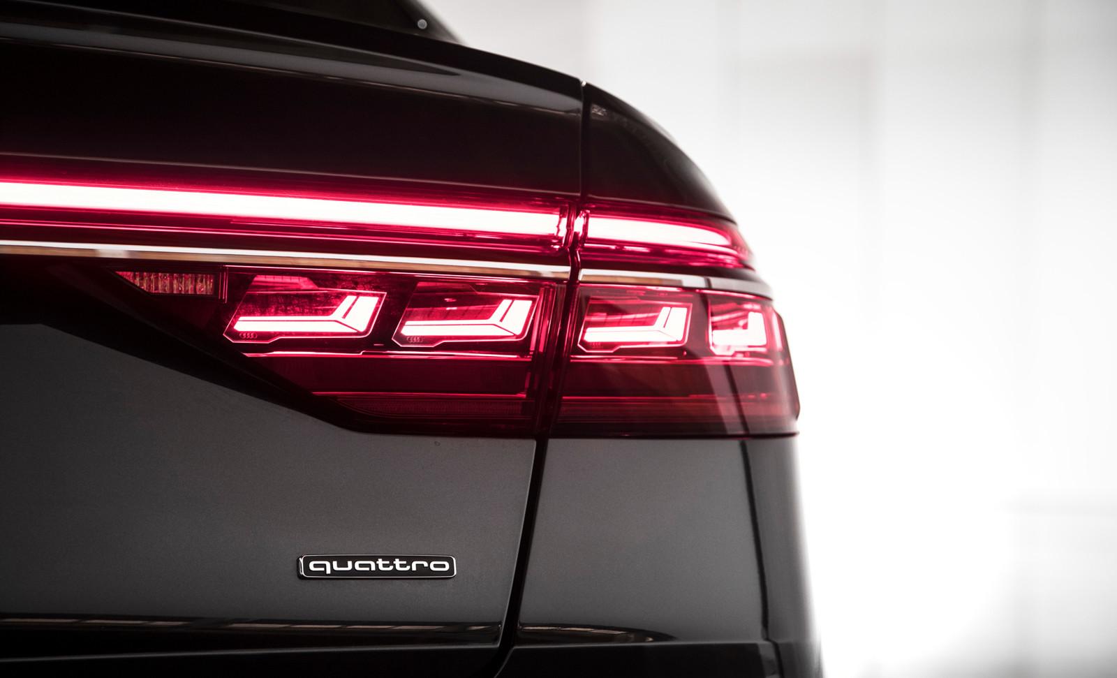 Foto de Audi A8 2018 (presentación) (56/81)