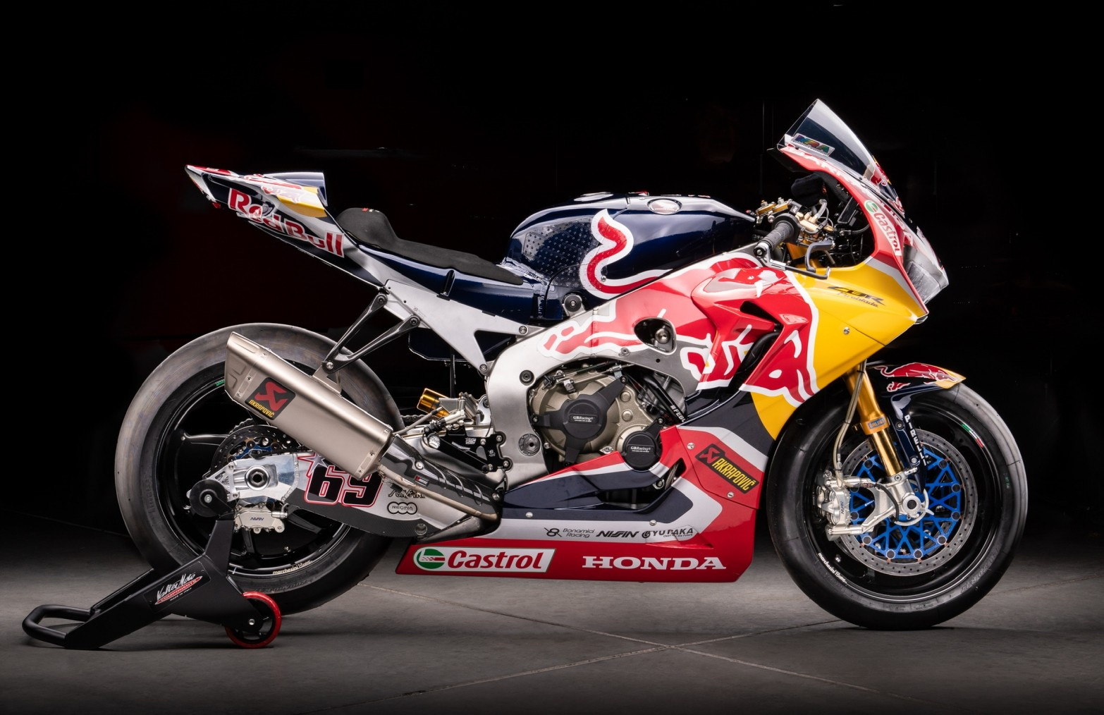 Foto de Superbike de Nicky Hayden (10/15)