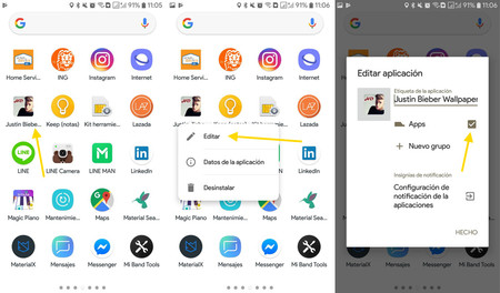 How to hide apps in Android – phoneia