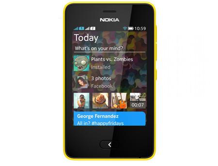 Nokia Asha 501 en México