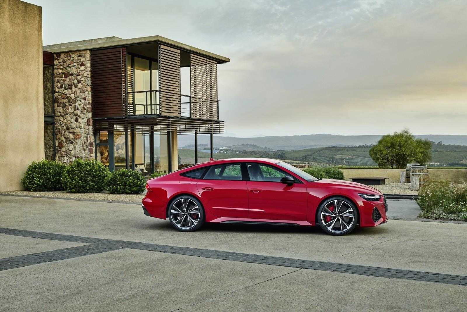 Foto de Audi RS 7 Sportback 2020 (20/44)