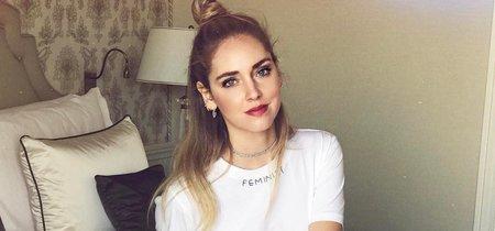 Chiara Ferragni se apunta a la moda feminista y lanza su propia camiseta (¡agotada!)