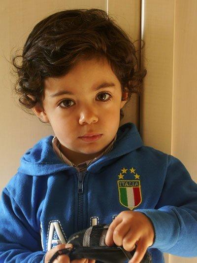 La foto de tu bebé: carita de Ángel