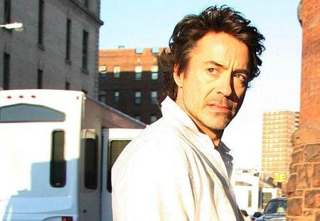 Robert Downey Jr. en 'Gravity', de Alfonso Cuarón