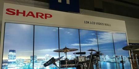 ¿Más competencia en el sector OLED? Sharp podría empezar a fabricar sus propios paneles este año
