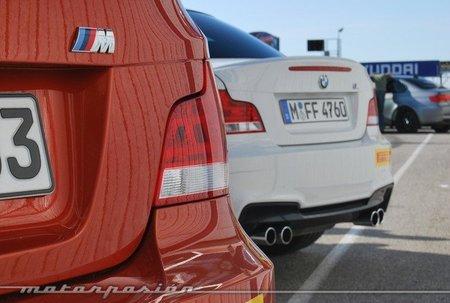 BMW Serie 1 M Coupé, M3 y X6 M, prueba en el Circuito del Jarama (parte 1)