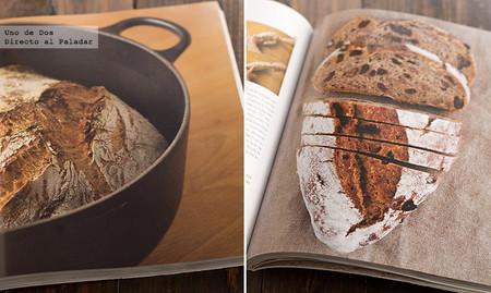 Pan Casero, de Iban Yarza. Libro de recetas
