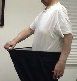 Entrenamiento con sobrepeso