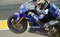 MotoGP Aragón 2012: Jorge Lorenzo, Jonas Folger y Simone Corsi se adjudican las poles en seco