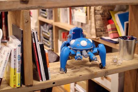 ¿Te gustó el Tachikoma de Ghost in the Shell? Sí es así, seguramente desearas este juguete que saldrá en agosto