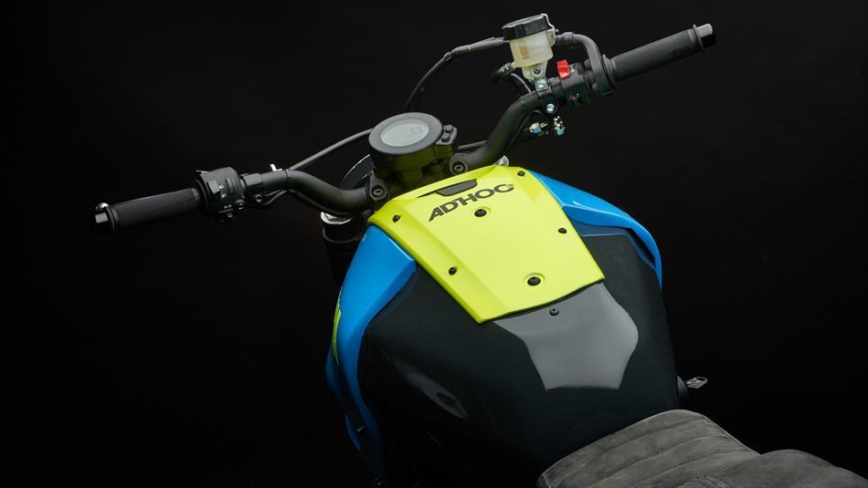 Foto de Ad Hoc Cafe Racer Yamaha XSR700 (17/24)