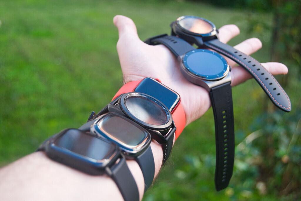 Los smartwatches no dejan de crecer: el mercado crece un 27% con Apple a la cabeza y Samsung acelerando
