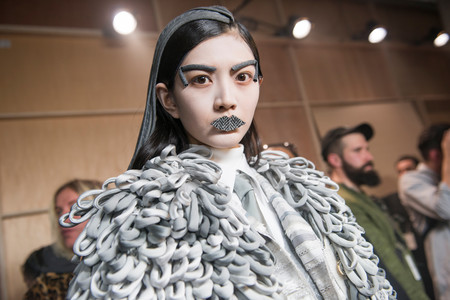 tendencias maquillaje nyfw locas